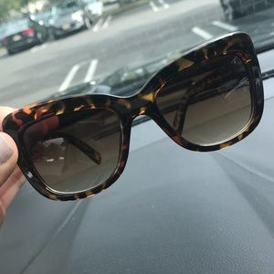 Anthropologie Cat-eye Sunglasses